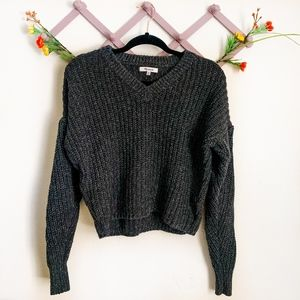 Madewell Pleat Pullover Sweater - XXS